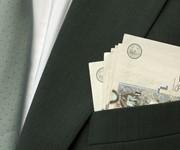 Cash is king (Image: Shutterstock)